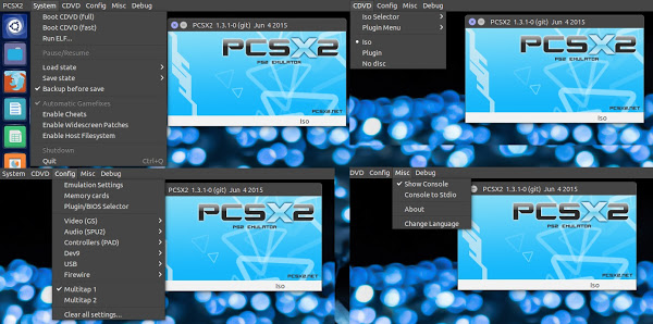 Emulate PS2 Games on your Ubuntu/Linux Mint using PCSX2